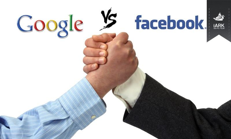 Google vs Facebook Διαφήμιση – Υπάρχει νικητής; ( Infographic )