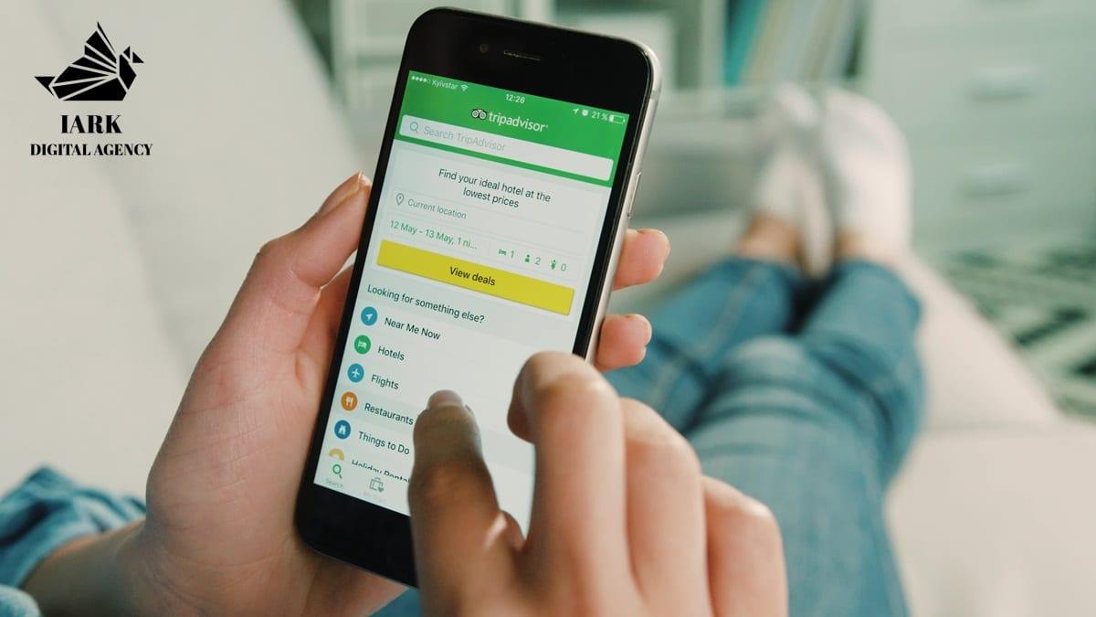 Διαφήμιση στο Tripadvisor : 3 λόγοι για να την υλοποιήσετε