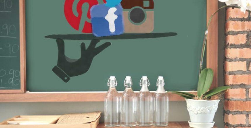 social media magazia